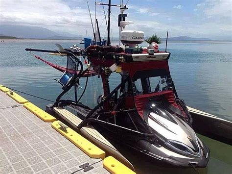 Ski Boat Equipment by 16 Best Jetski Fishing Images On Jet Ski