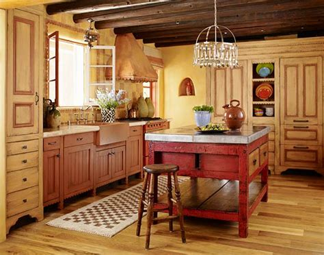 Furniture Style Kitchen Cabinets by Kitchen Cabinets With Furniture Style Flair Traditional Home