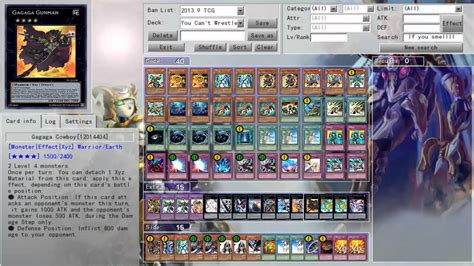 Gladiator Beast Deck Profile by Tcg Gladiator Beast Deck Profile September 2013