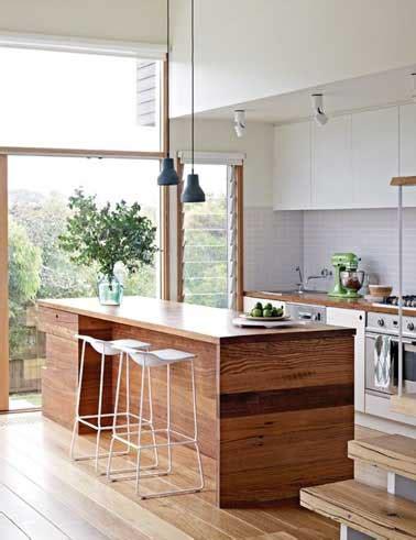 deco cuisine design cuisine verrière 12 cuisines lumineuses ouvertes sur le