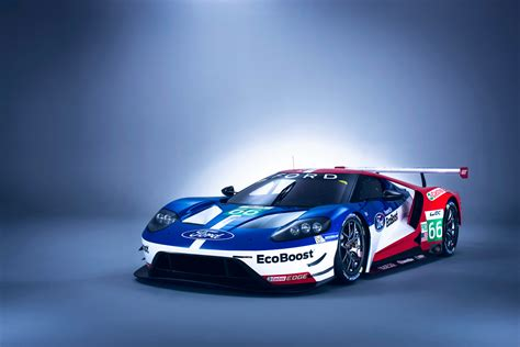 Wallpaper Ford Gt Le Mans, Ford Cars, 2016 Cars
