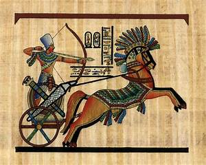 Ancient Egypt images Pharaoh Using Bow and Arrow wallpaper ...