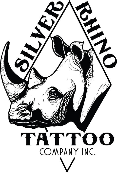 Home - Silver Rhino Tattoo Company