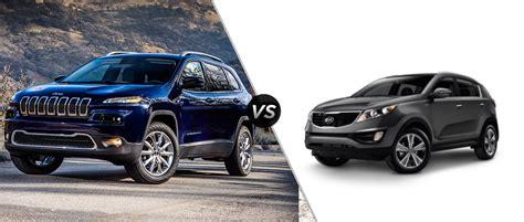 kia jeep 2014 rogue vs 2014kia sportage autos weblog