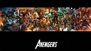 1920x1080 Hd Wallpaper Avengers | hd wallon