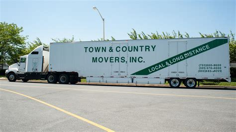 long distance movers town country movers