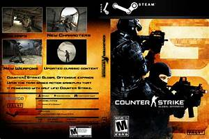Counter Strike: Global Offensive PC Box Art Cover by ...