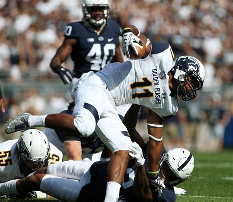 penn state football report card kent state edition  morning call
