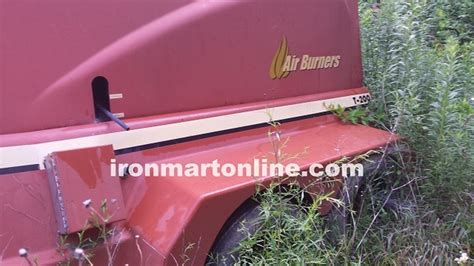 used pit burner t 200 airburner