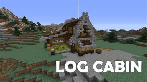 log cabin map   minecraft minecraftnet