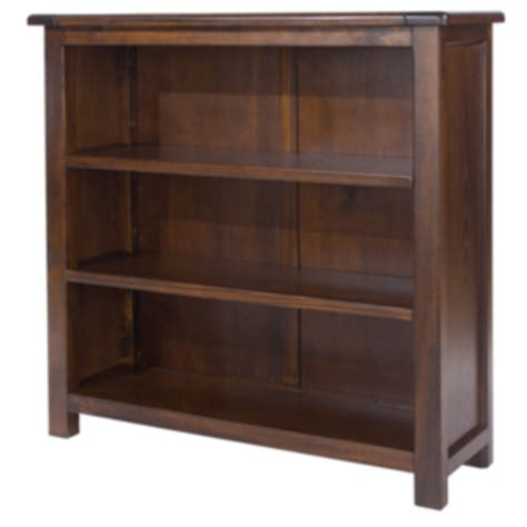 Low Bookcase by Boston Low Bookcase