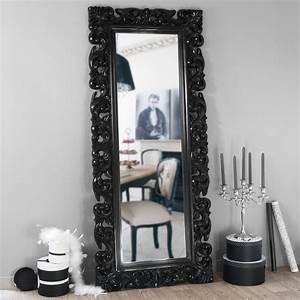 Miroir Baroque Noir : awesome miroir rivoli maison du monde ideas awesome interior home satellite ~ Teatrodelosmanantiales.com Idées de Décoration