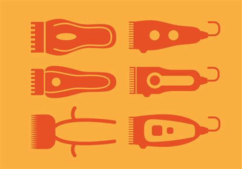 hair clippers vector vector art stock graphics images