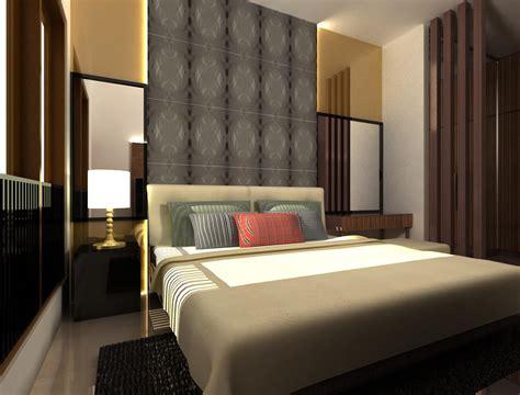 seni menata desain kamar tidur utama