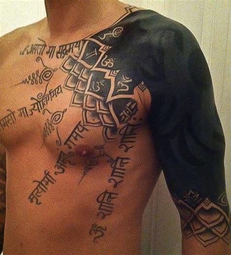 maenner tattoo vorschlaegemantra tattoo ideen freshouse
