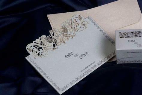 creative wedding cards sri lanka wedding invitations