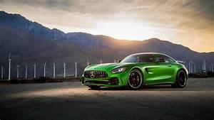 2018, Mercedes, Amg, Gt, R, 4k, 2, Wallpaper