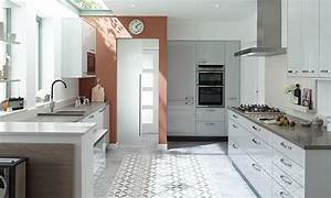 Porter, Dove, Grey, -, Bespoke, Fitted, Kitchens, Wigan