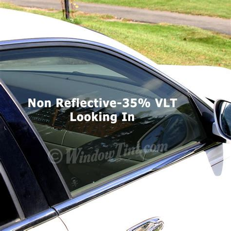 professional  reflective  vlt car window tinting