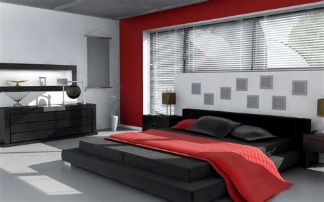 Colour Schemes For Bedrooms Red  B Wall Decal