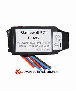 Gamewell Fci Pid-95 Or Gwpid-95 Point Identification Device