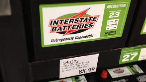Interstate Battery Prices at Costco August 2017 Northern ...