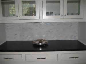 backsplash with white cabinets and black granite home