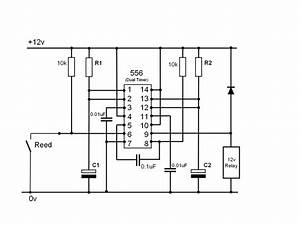 time delay electrics dc getting you started your With make a 555 timer circuit that turns on after a time delay and stays on