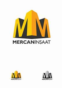 Mercan Construction Company Logo by Berkderin on DeviantArt