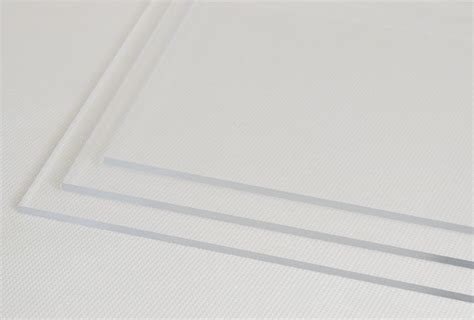 Clear Acrylic Perspex® Sheet Cut To Size