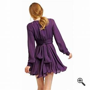 Kleider Aufhängen Stange : lila kleid mit tiefen ausschnitt kleider bis zu 87 g nstiger online kaufen ~ Michelbontemps.com Haus und Dekorationen