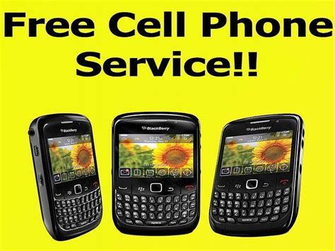 free government cell phone service free cell phone service