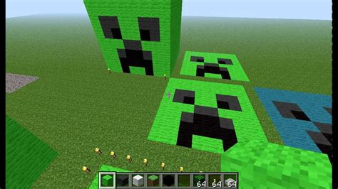 minecraft     creeper face youtube