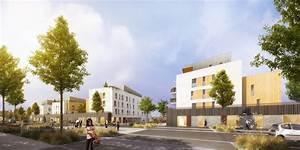 Architecte La Roche Sur Yon : construction de 85 logements a la roche sur yon 85 durand architectes ~ Nature-et-papiers.com Idées de Décoration
