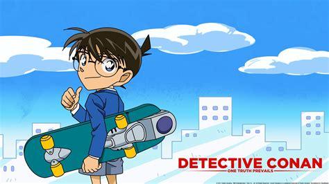 Detective Conan Wallpapers HD Wallpaper Cave