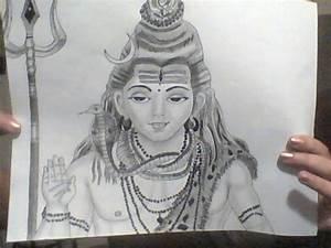 Photos: Shiva Drawings Photos, - DRAWING ART GALLERY