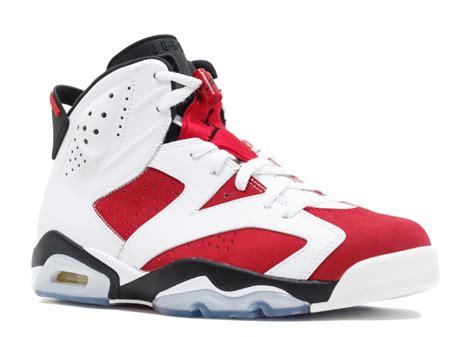 Air Jordan 6 Oreo Air Jordan 6 Carmine  Sneaker Bar Detroit