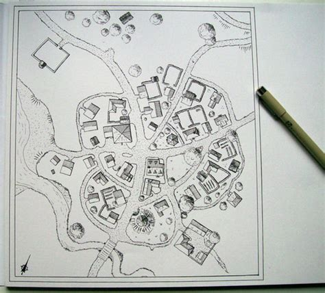 jeu de role   toujours besoin dune carte de village