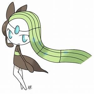 Meloetta Images   Pokemon Images