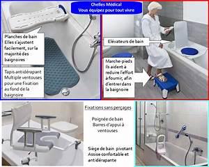 Aide Pour Amenagement Salle De Bain Personne Agée : aide pour douche personne agee am nager une salle de ~ Melissatoandfro.com Idées de Décoration