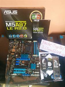 Board Asus M5a97 Le R2 0  Am2 Am3  Sata Iii Chipset 970