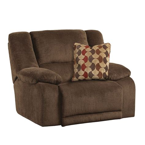 hammond wall hugger recliner mocha recliners and
