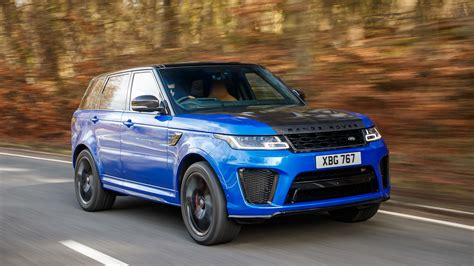Review Land Rover Range Rover Sport by 2018 Land Rover Range Rover Sport Review Top Gear