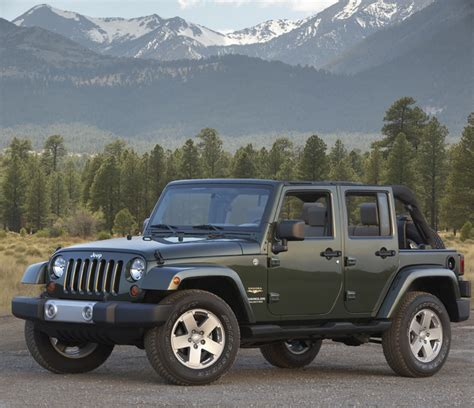 jeep wrangler unlimited  cartype