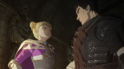 berserk  episode   blood flow