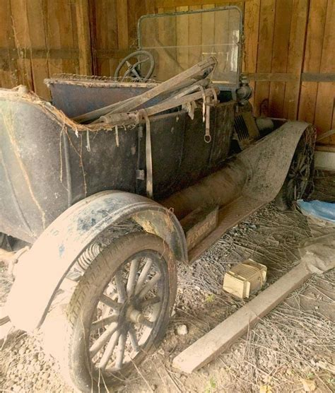 the ford barn 75 year dust collection 1916 ford model t