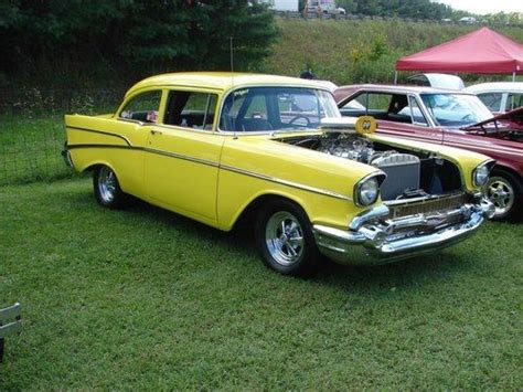 Buy New 57 Chevy 210 Looks Like Project X From Hollywood