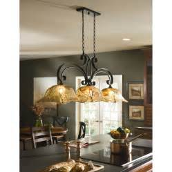 a tip sheet on how the right lighting can make the kitchen come alive is introduced by - Lighting Fixtures Kitchen Island