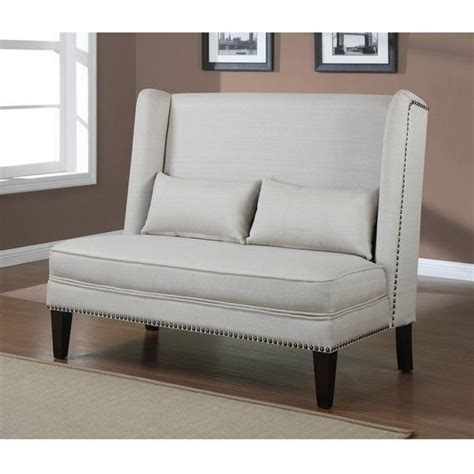 Dining Loveseat by Modern Loveseat Sofa Living Room Dining Bench Settee