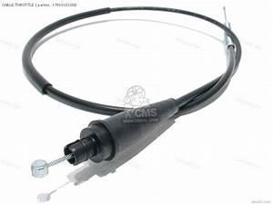 Honda Mr50 Elsinore 1975 K1 Usa Handlebar    Cables